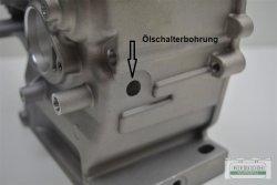 Kurbelgehäuse Motorgehäuse passend Loncin G160 Typ 2