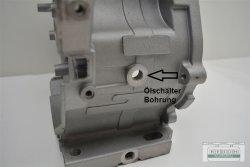 Kurbelgehäuse Motorgehäuse passend Loncin G240 F/D Typ 4