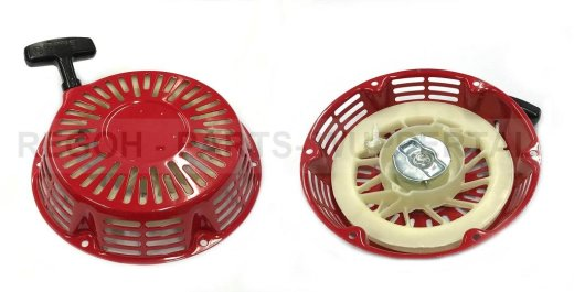 Seilzugstarter Handstarter passend Loncin G340 Flache Stahlklinke + CUP