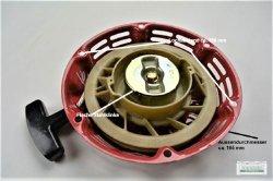 Seilzugstarter Handstarter passend Loncin G270 Flache Stahlklinke + Cup