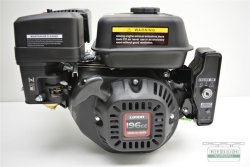 Motor Benzinmotor Loncin G200 F/D Kurbelwelle 53 x 20 mm Crank A