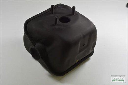Auspuff Auspufftopf Schalldämpfer passend Loncin G390, G390F/D