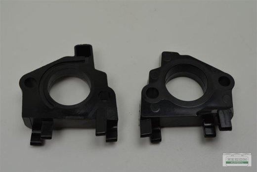 Stutzen Flansch Zwischenstück Vergaser passend Loncin LC185 FDS
