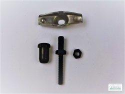 Kipphebel, EV, AV, komplett, passend Loncin G240 F, G240 F/D