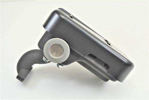 Auspuff, Schalldämpfer passend Loncin LC190 FDS