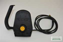 Totmannschalter, Hebelschalter passend Elektro Rasenmäher, 230V, 10 A, VDE