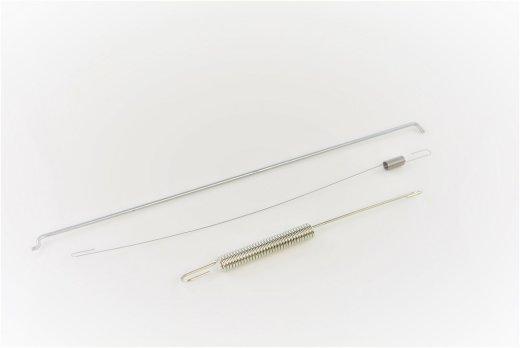 Reglerstange Druckstange passend Loncin LC175 FDS