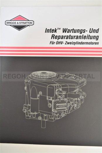 Reparaturhandbuch für Briggs & Stratton 274079