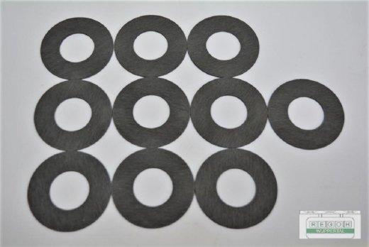 10 Stück Reibscheibe passend Sabo Rasenmäher SAA11144, SA11144