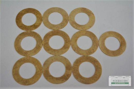 10 Stück Reibscheibe passend Toro 01551