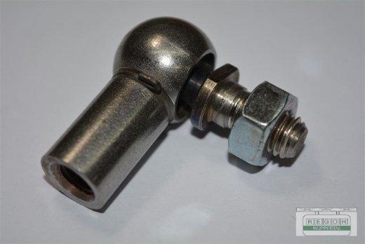 Spurstangenkopf Kugelkopf Gewinde M10 AG/IG