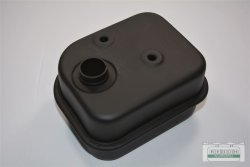 Schalldämpfer Auspuff passend Loncin LC1P61 FA