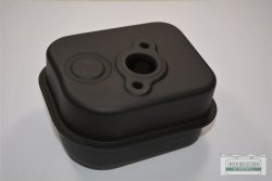 Schalldämpfer Auspuff passend Loncin LC1P70 FA