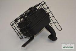Schalldämpfer Auspuff passend Loncin LC1P92 F1