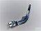 Drehzahlhebel Drehzahlverstellhebel passend Loncin G200 F, G200 F/D
