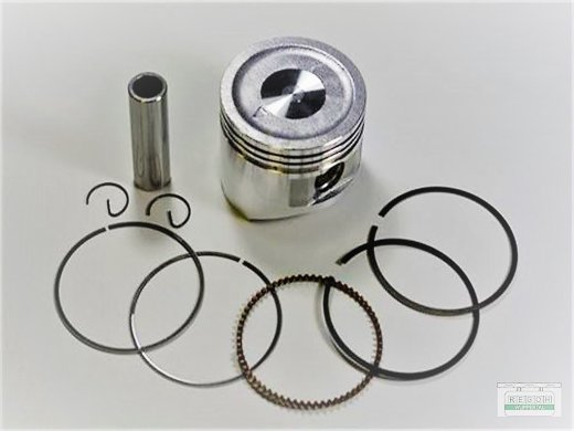 Kolben mit Ringsatz passend Loncin LC168 F2