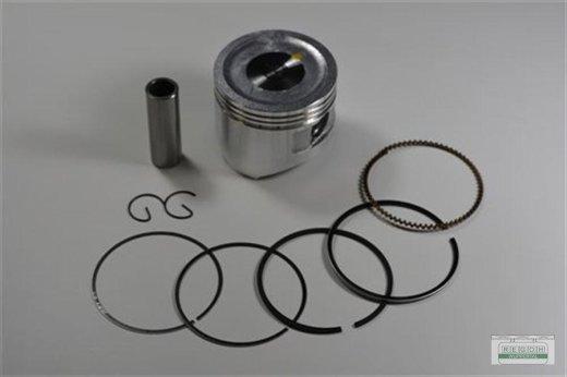 Kolben mit Ringsatz passend Loncin LC168 F1