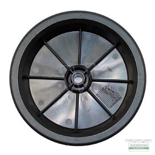 Laufrad Rad D170 passend Wolf - Elektromäher 2.42 E, 4.36 E