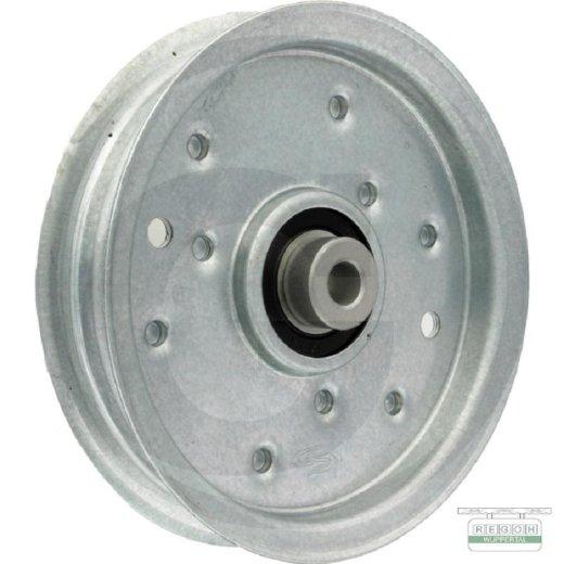 Umlenkrolle Keilriemenrolle passend Wolf Select 107.175 T, Select 96.130 T