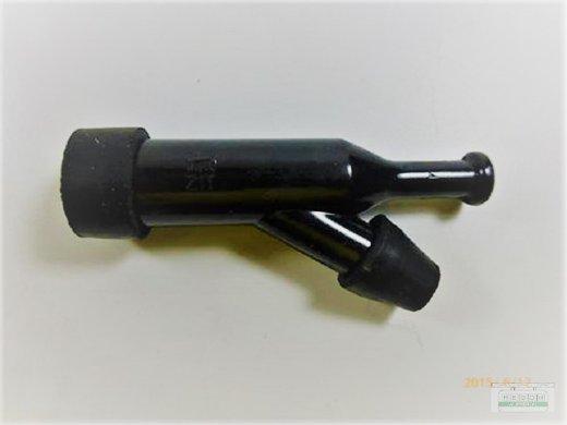 Zündkerzenstecker Kerzenstecker passend Loncin G240 F, G240 F/D