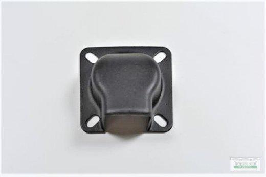 Auspuffablenker Leitblech passend Lumag KM800
