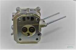 Zylinderkopf komplett, passend Lumag KM800