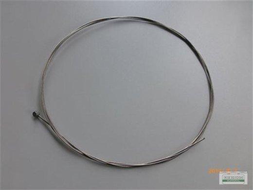 Bowdenzug Gaszug Seilzug mit Hammerkopf 1.5x2300 mm