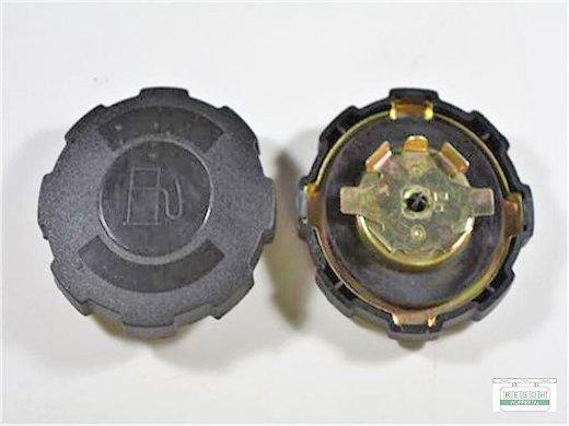 Tankdeckel Kunststoffausführung passend Lumag RP75