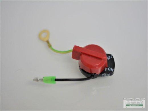 Stopschalter Ein/Aus Schalter passend Loncin LC168 F1/F2