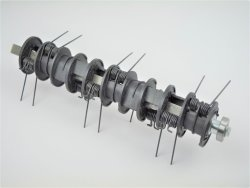 Lüfterwalze passend Vertikutierer AL-KO Länge =...