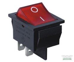 Soken RK1-01 Kippschalter ein-aus 16A 250V(AC) T100 mit...