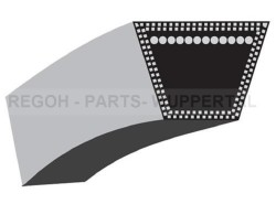 Keilriemen Treibriemen passend Gutbrod JLX107SH Kevlar
