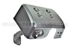Auspuff Schalldämpfer passend Loncin LC 154-F-1
