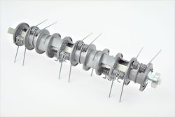 Lüfterwalze passend Vertikutierer AL-KO Comfort 32 VLE