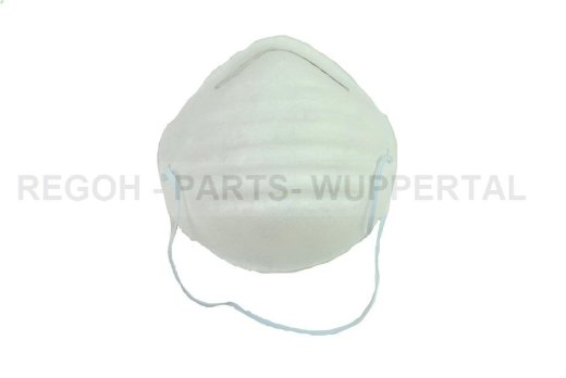 5 x Atemschutzmaske Staubmaske Gesichtsmaske Mundschutz Grobstaubmaske